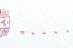 結婚式アルバムデザイン 裏(拡大図)