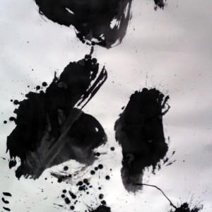 墨に遊ぶ子供たち展2011